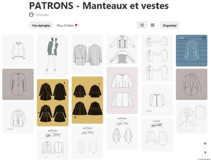 3 manteaux